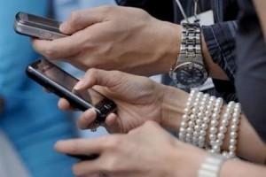Envoi de sms, un moyen de communication rapide.